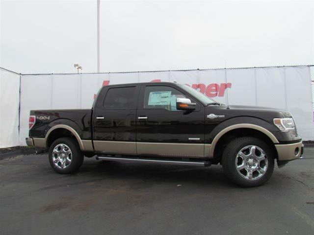 2013 ford f 150 king ranch joe cooper ford yukon yukon ok. Black Bedroom Furniture Sets. Home Design Ideas