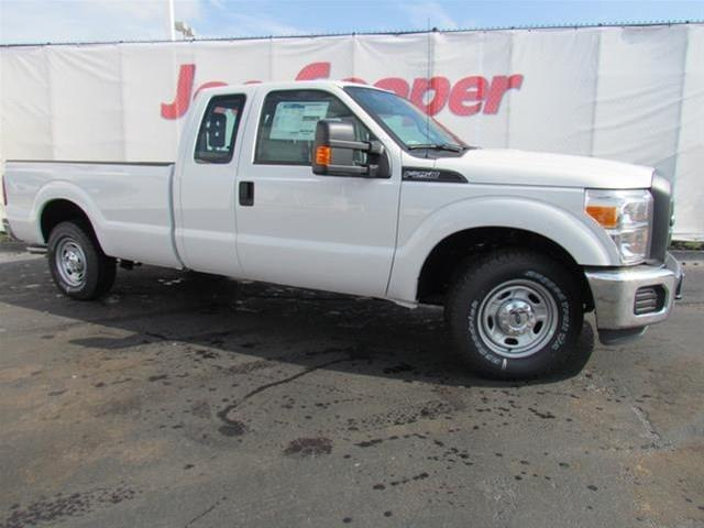 2014 ford super duty f 250 pickup xl joe cooper ford yukon yukon ok. Cars Review. Best American Auto & Cars Review