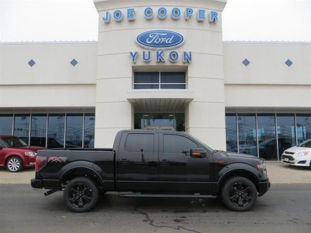 2013 ford f 150 fx2 joe cooper ford yukon yukon ok. Cars Review. Best American Auto & Cars Review